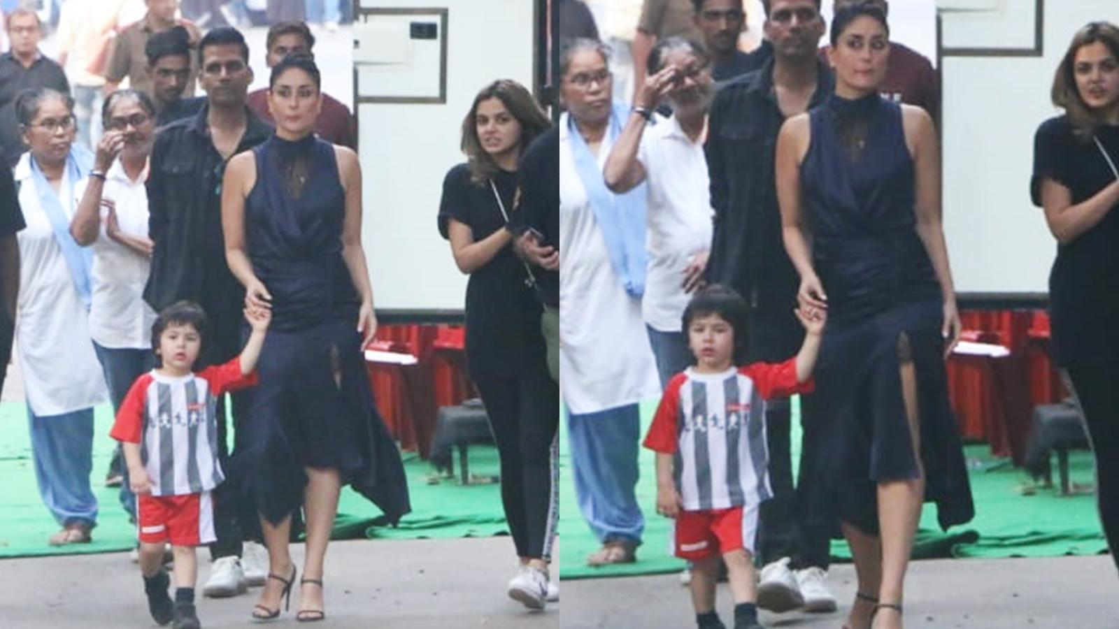kareena-kapoor-khan-gets-clicked-with-taimur-at-bandra