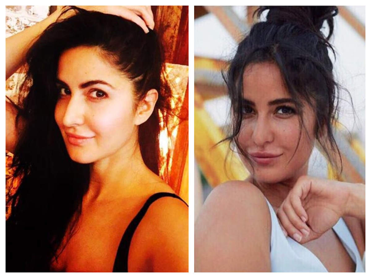 10 Pictures that prove Katrina Kaif can pulls of her no make-up looks flawlessly thumbnail