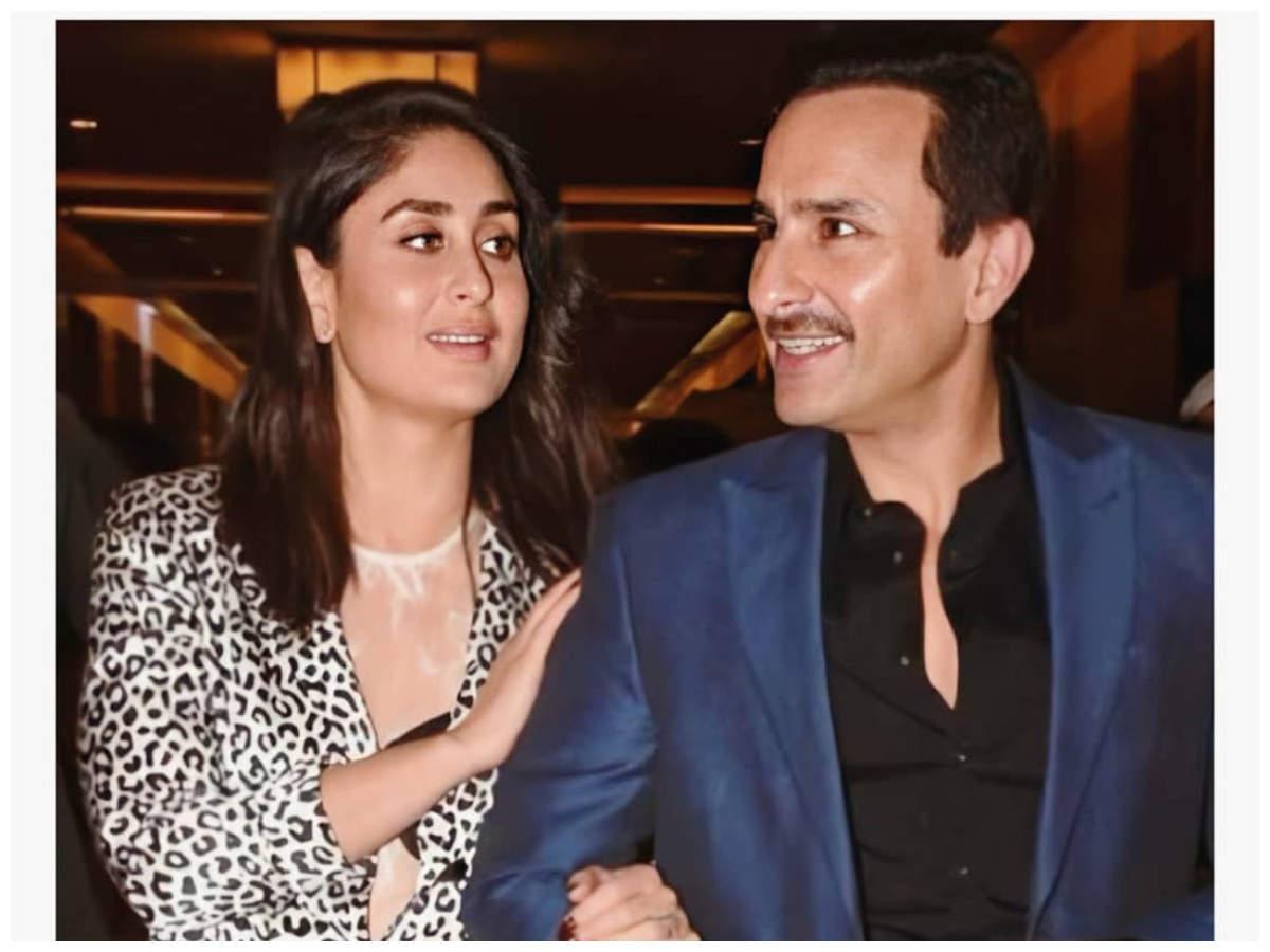 Kareena Kapoor Khan attributes hubby Saif Ali Khan for her reinvention |  Hindi Movie News - Times of India
