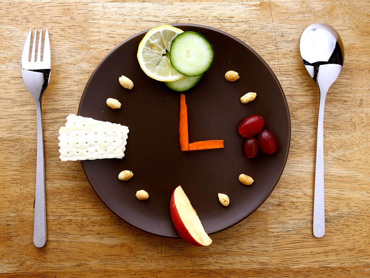 Gaining weight? Blame your food timings! - Times of India