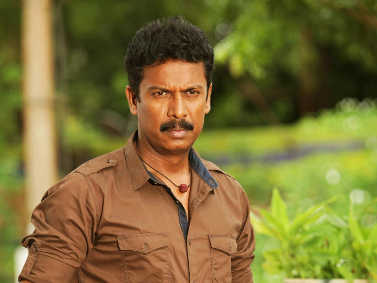 Samuthirakani joins 'Aham Brahmasmi' | Tamil Movie News - Times of India