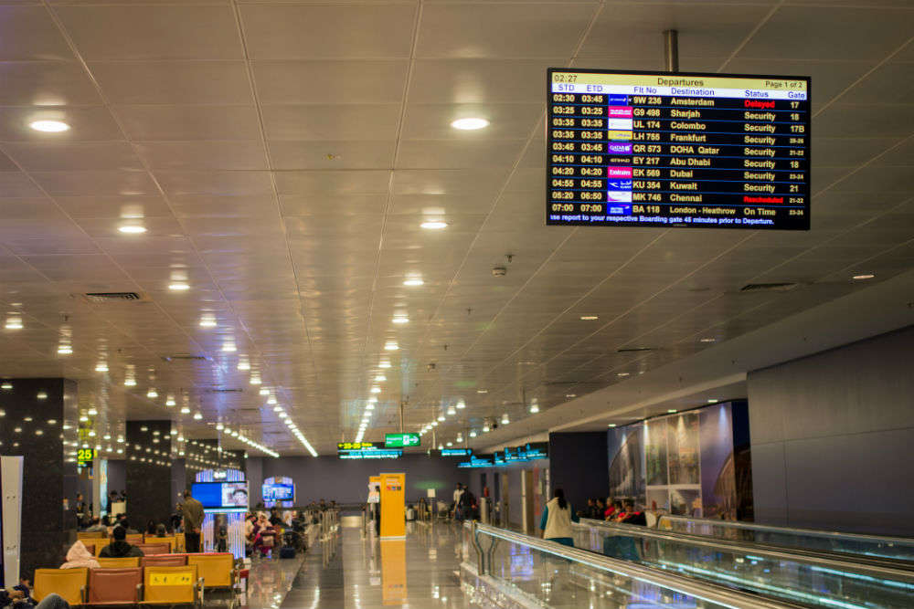 Coronavirus update: International tourist numbers at Indian airports reduced