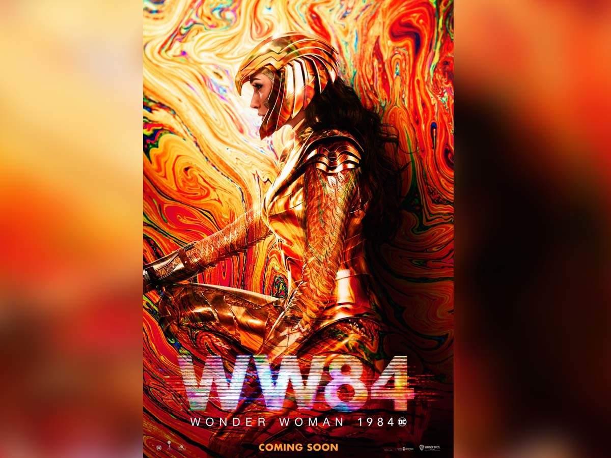 When does Wonder Women 1984 release?