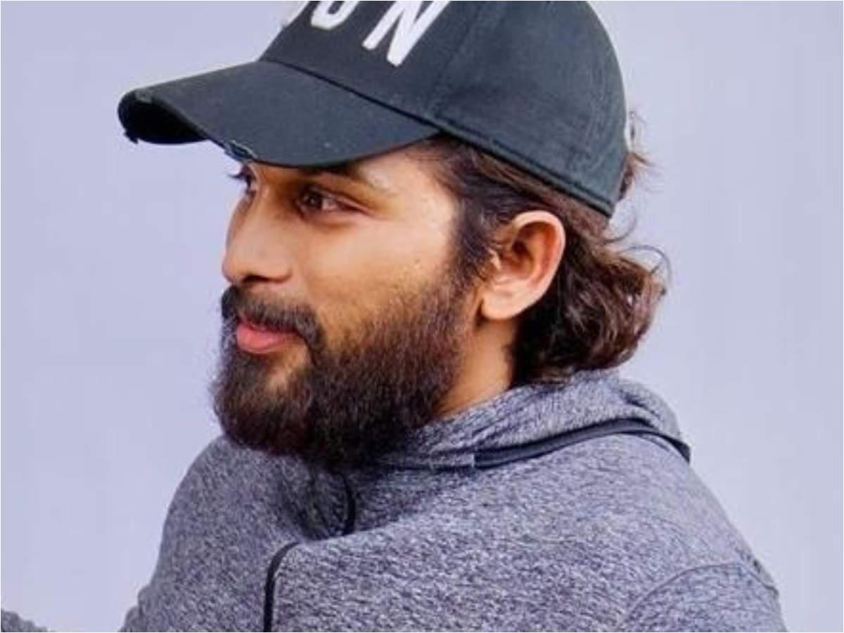 Allu Arjun's new look for AA 15 goes viral, see pic   Telugu Movie ...