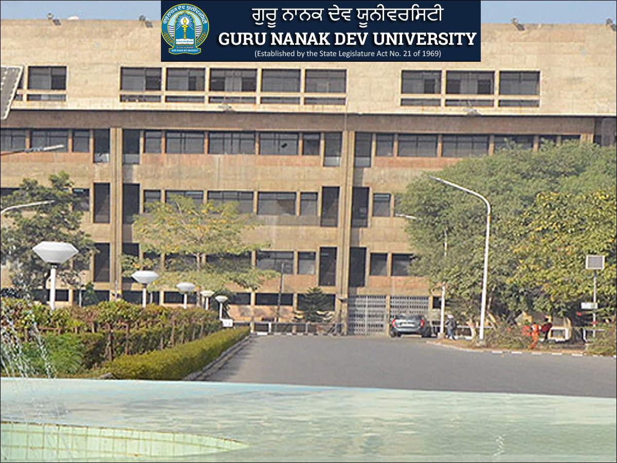 Gndu Suspend Examination And Teaching Work Amid Coronavirus Threat Times Of India