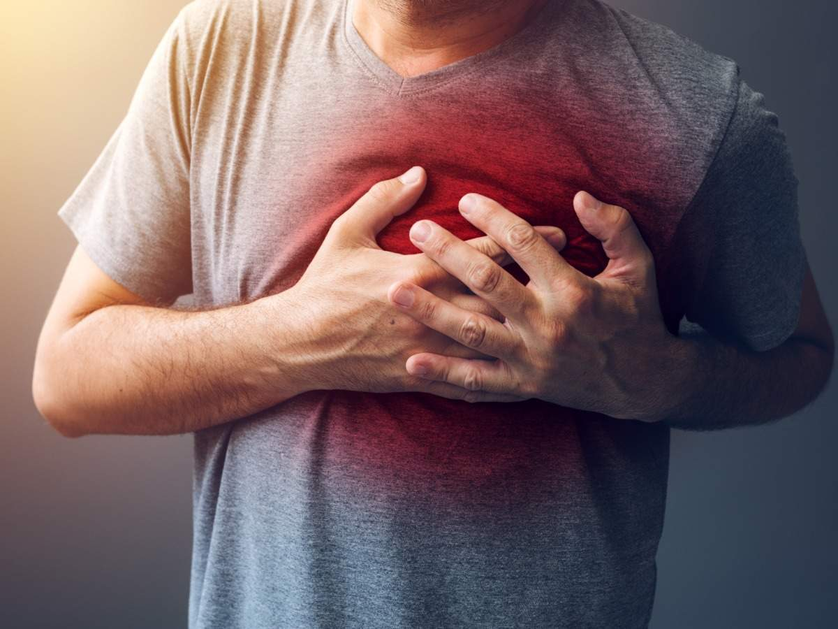Sudden sharp pain under the left rib? Reasons other than heart attack -  Times of India
