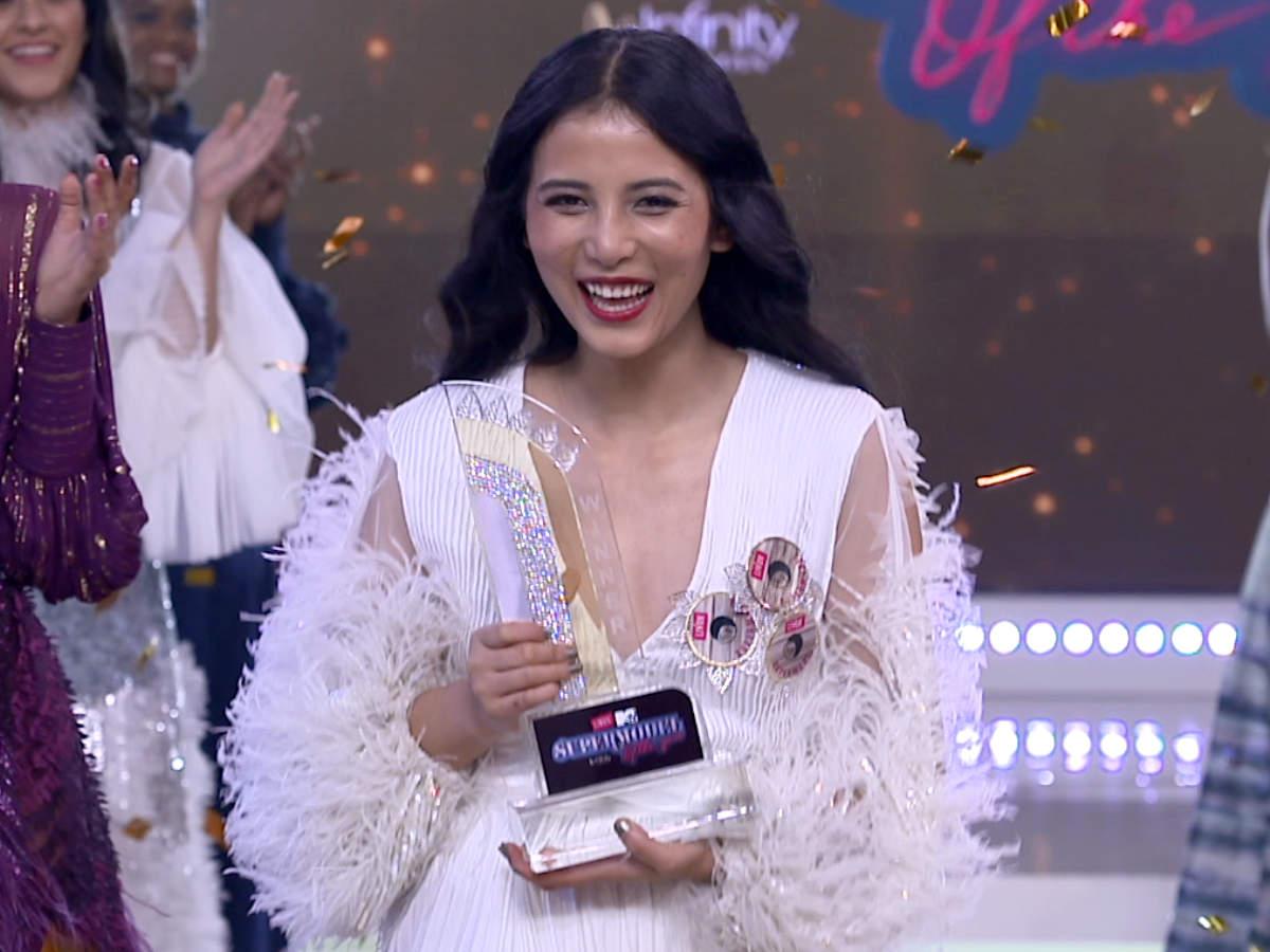 Supermodel of The Year winner: Sikkim girl Manila Pradhan wins the title thumbnail