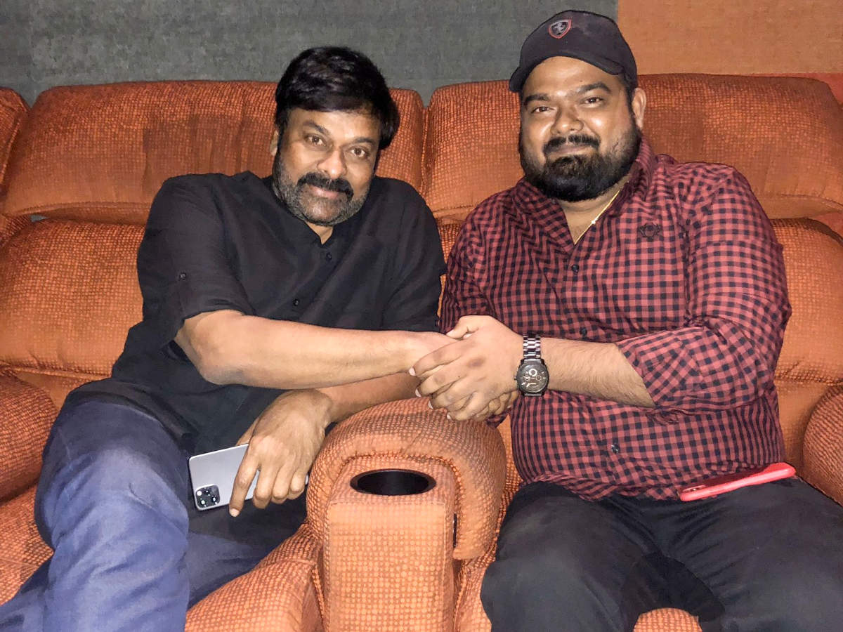 Chiranjeevi Lauds Venky Kudumula After Watching Bheeshma Telugu Movie News Times Of India