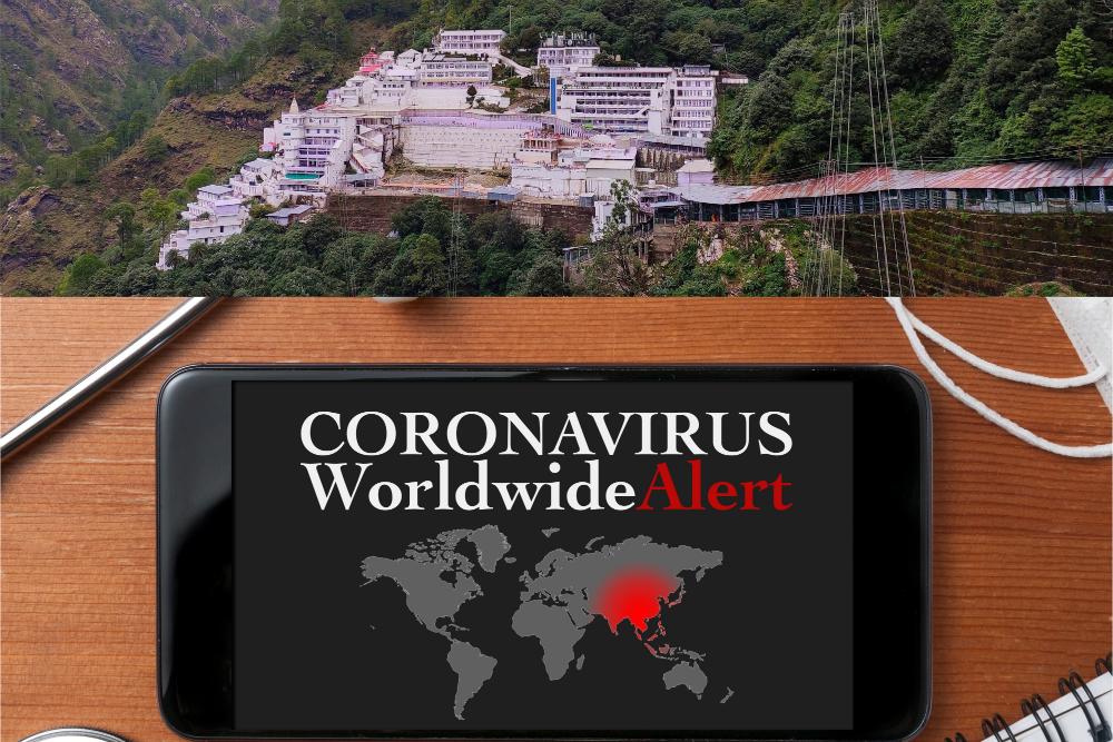 Vaishno Devi Shrine Board asks NRIs, foreign pilgrims to reschedule yatra