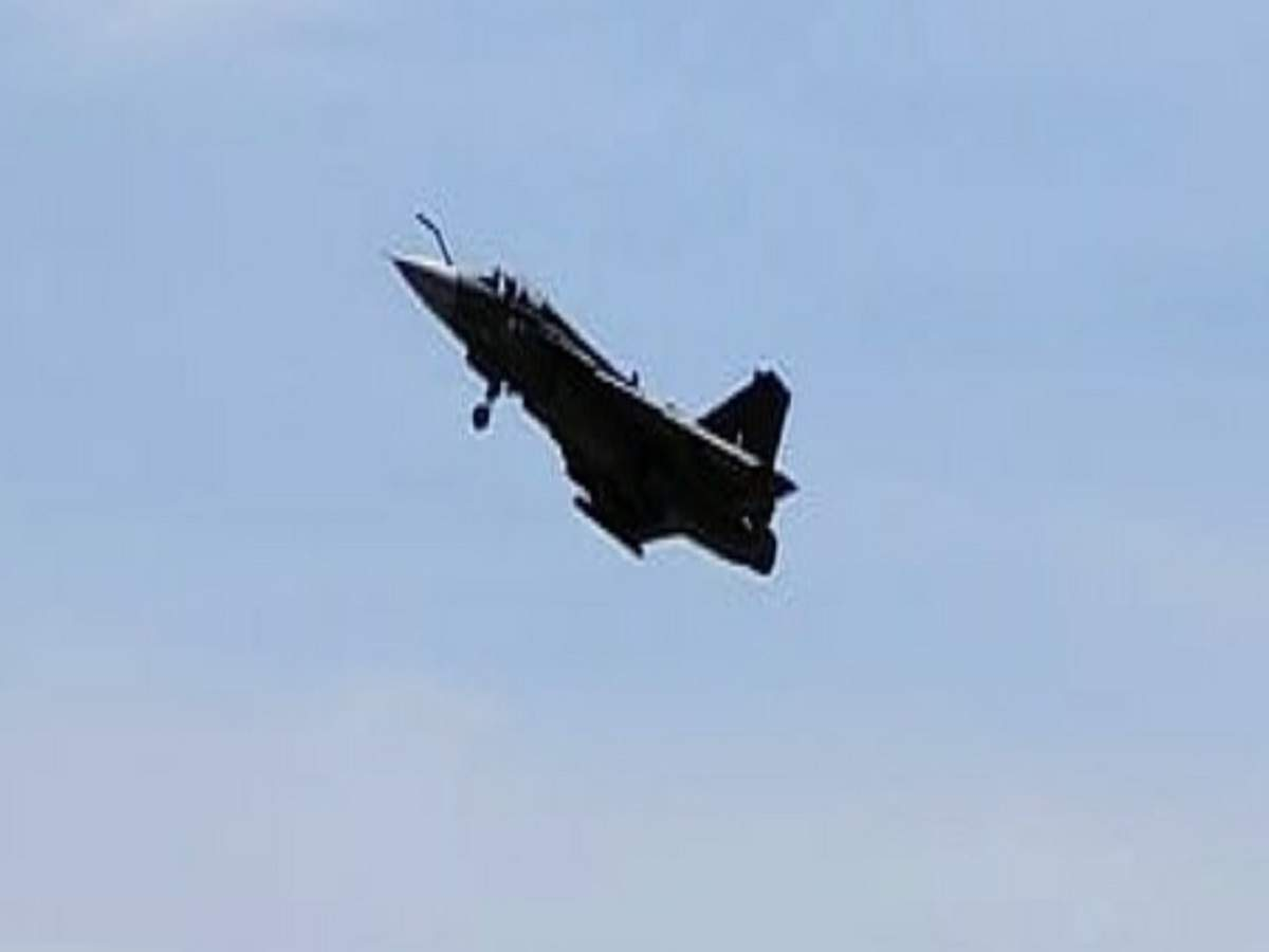Tejas Fighter Jet First Combat Worthy Tejas Flies For 40 Minutes India News Times Of India
