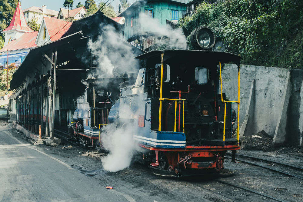 Tripura closed, Darjeeling Toy Train rides reduced due to COVID-19
