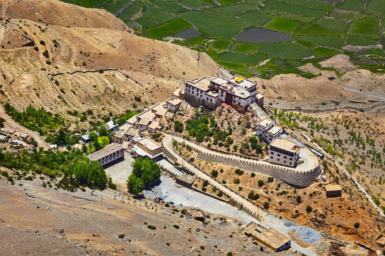 Spiti shuts down monasteries, hotels, homestays, and adopts social distancing amid COVID-19 spread