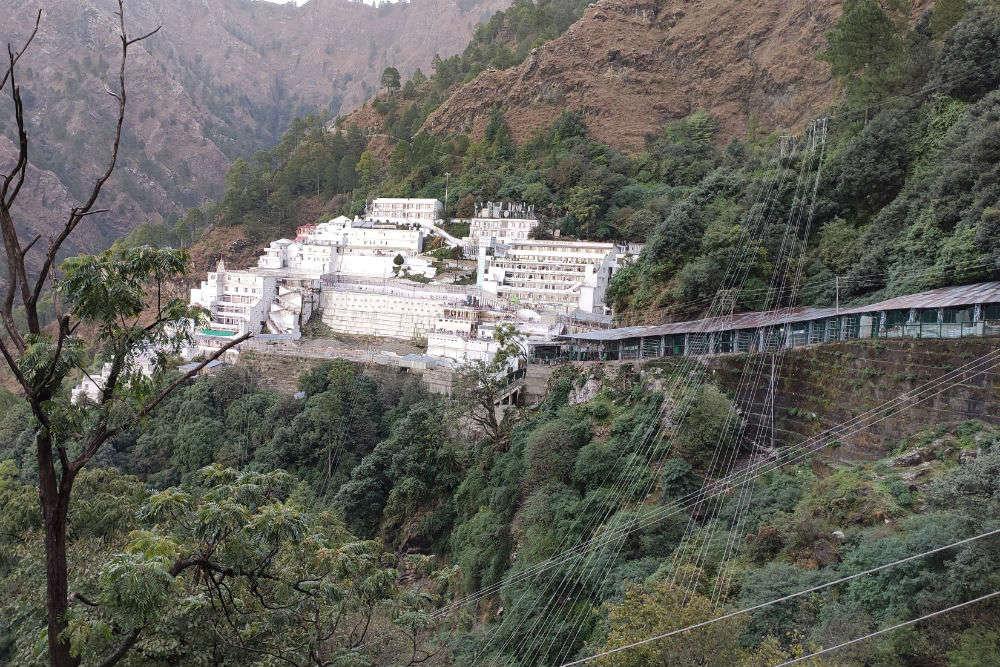 Mata Vaishno Devi Shrine in Jammu to remain closed from today