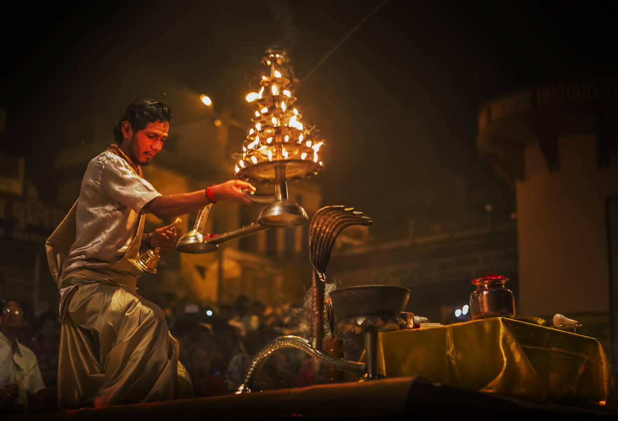 Ganga aarti in Varanasi and Haridwar turns into a quiet affair due to COVID-19 spread