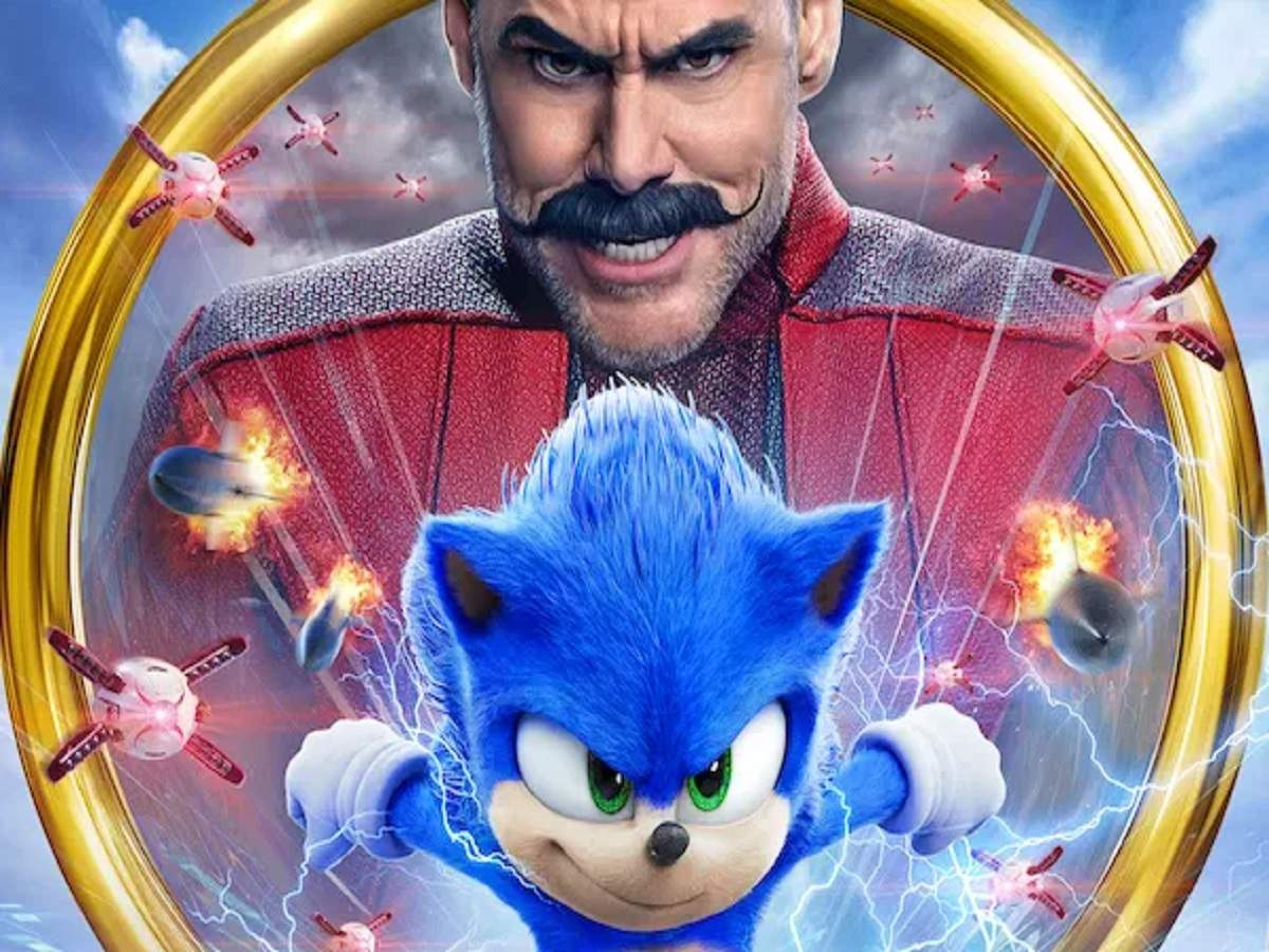 Jim Carrey S Sonic The Hedgehog Beats Detective Pikachu To Become The Highest Grossing Video Game Movie English Movie News Times Of India