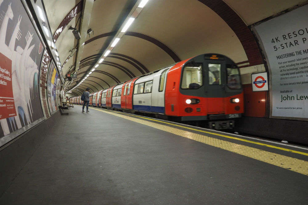London shuts down 40 tube train stations in a bid to fight COVID-19