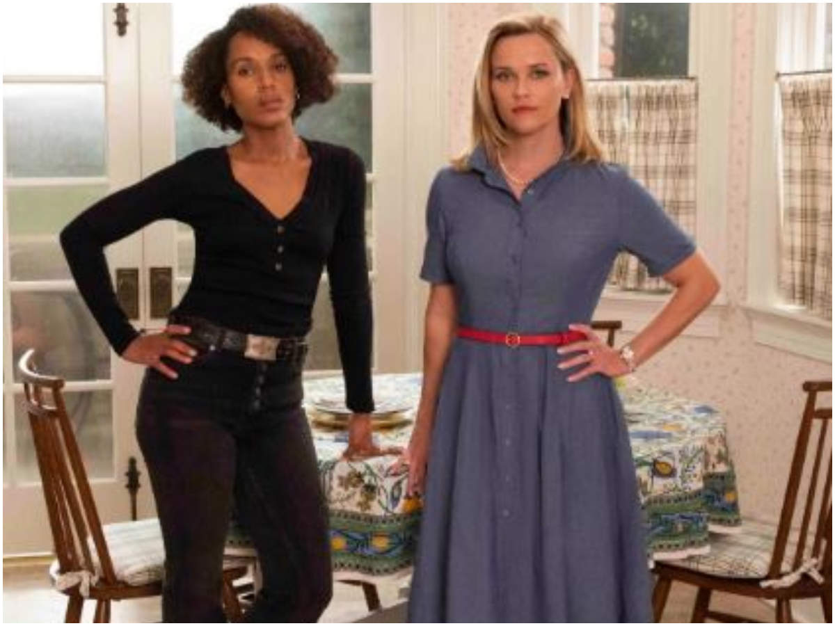 Reese Witherspoon Kerry Washington Want To Do Clueless Remake Together English Movie News Times Of India