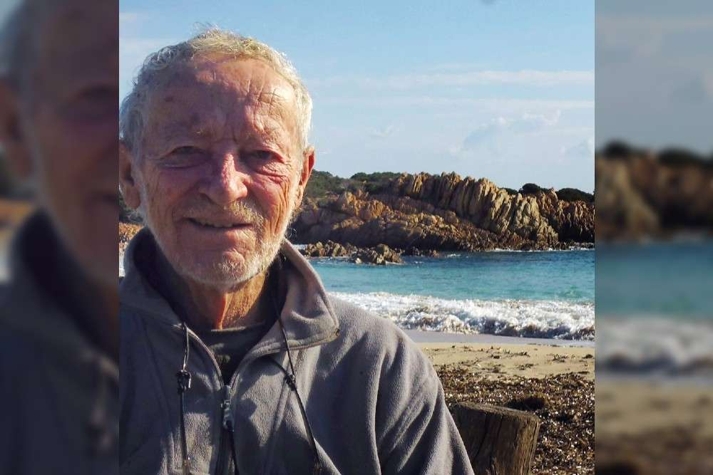Meet Mauro Morandi, the Italian who went into self-isolation 30 years back