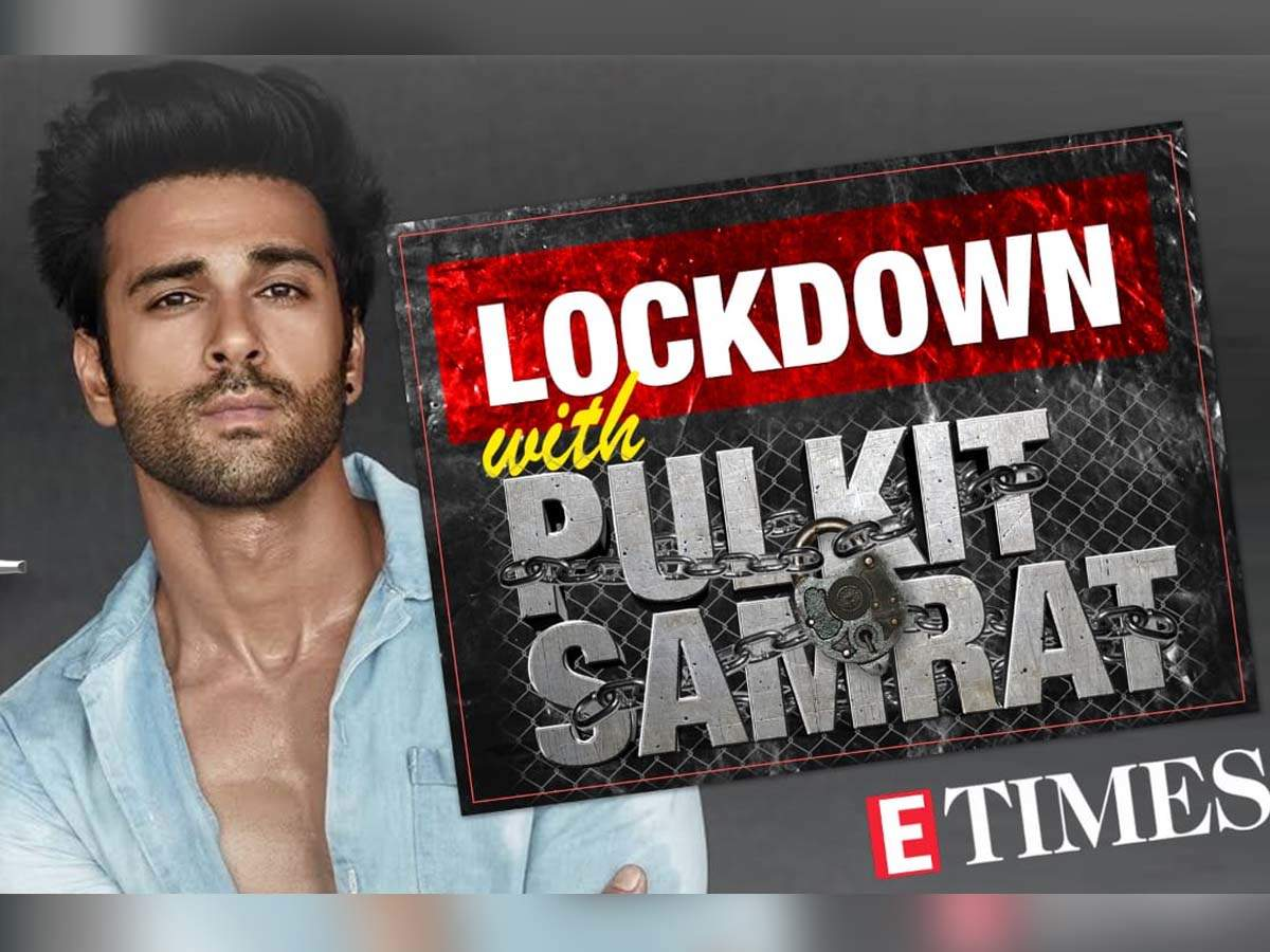 Lockdown With Pulkit Samrat It Feels Like An Apocalypse Movie Right Now Hindi Movie News Times Of India