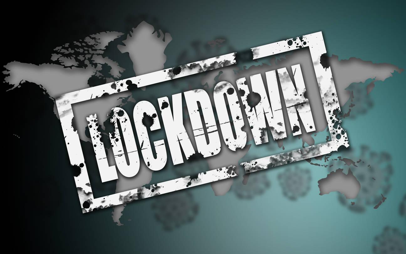 South Africa goes into three-week lockdown amid COVID-19 threat
