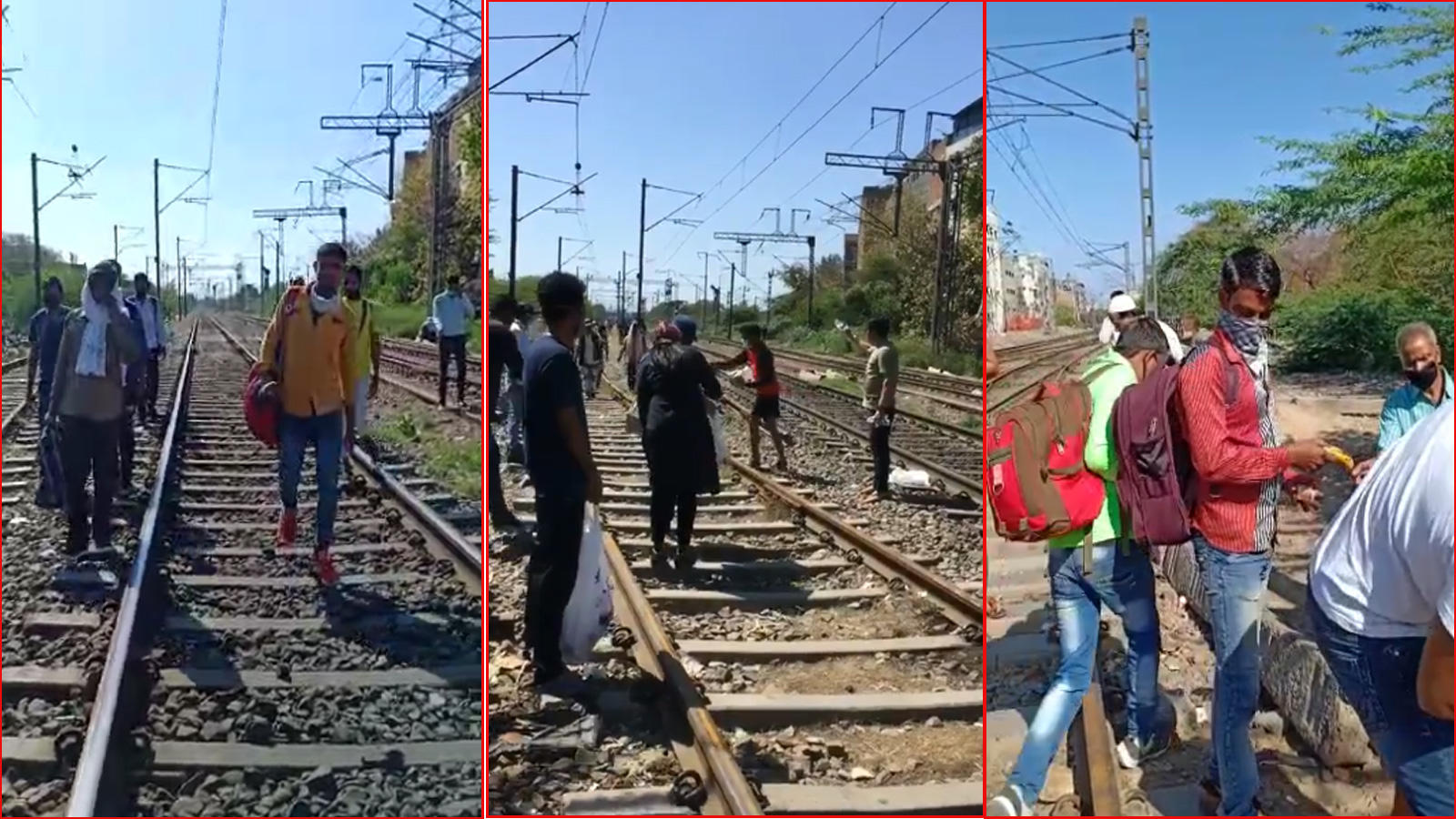covid-19-migrant-labourers-walk-on-railway-tracks-to-reach-their-native-places