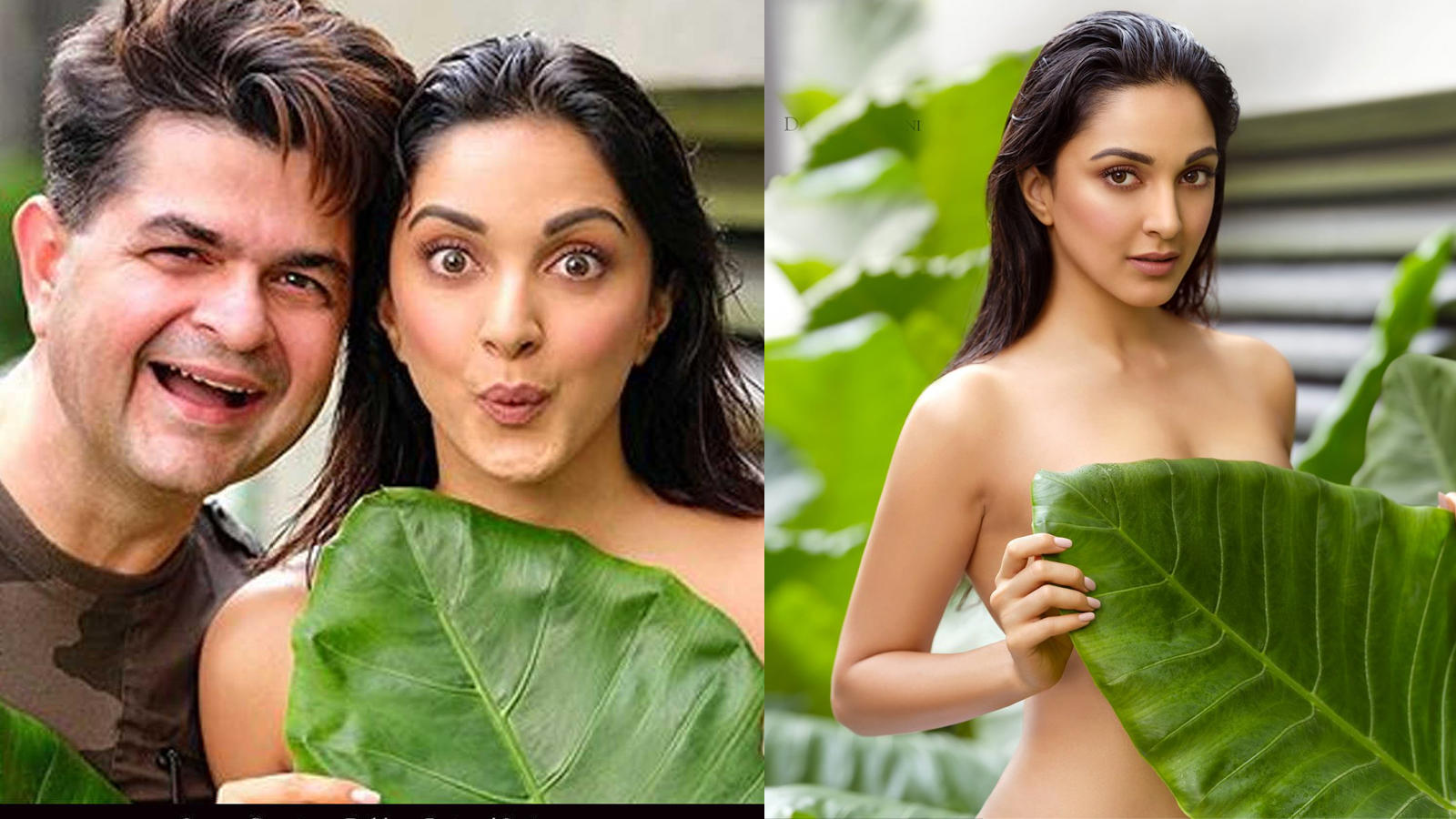 Kiara Advani and Dabboo Ratnani's goofy BTS picture from controversial  photoshoot is here to make your day!   Hindi Movie News - Bollywood - Times  of India