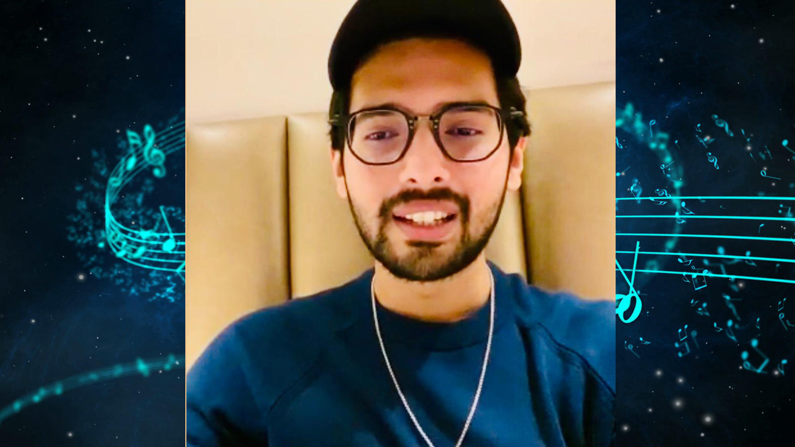 Armaan Malik Gets Emotional Talking About His Parents Reaction To His Billboard In Ny Hindi Video Songs Times Of India