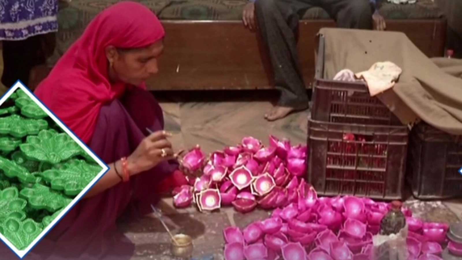 modis-9pm-9-minute-blackout-people-buy-earthen-lamps-across-india-after-pms-call-to-light-diyas
