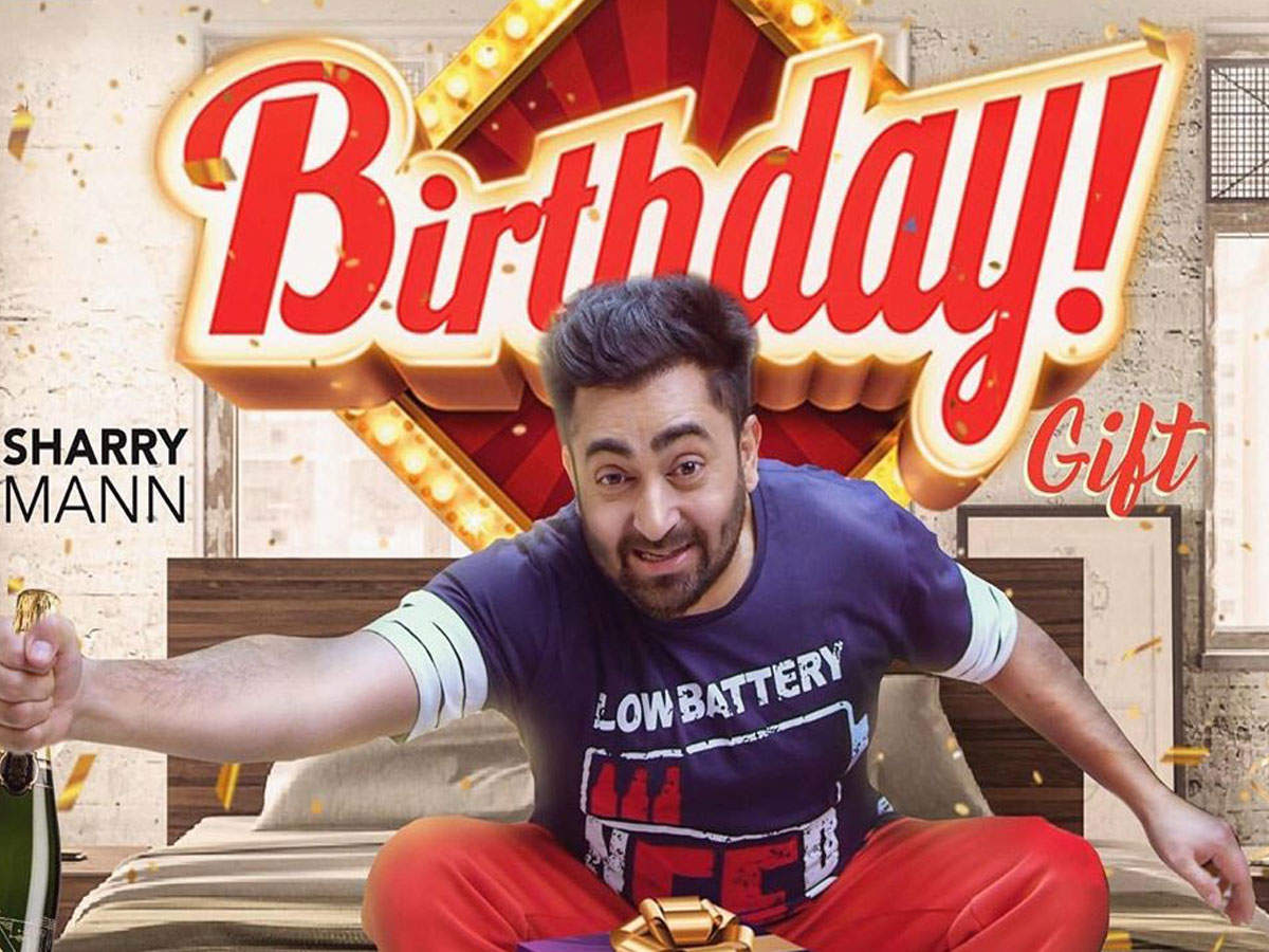 Sharry Mann Hits The Music Charts With His Latest Song Birthday