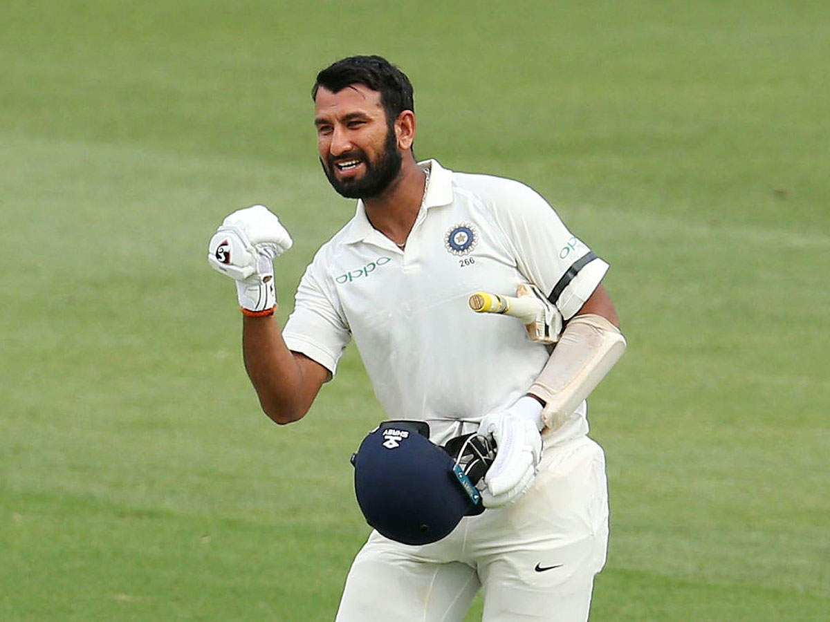Cheteshwar Pujara: We have to fight war against virus, cricket can wait |  Cricket News - Times of India
