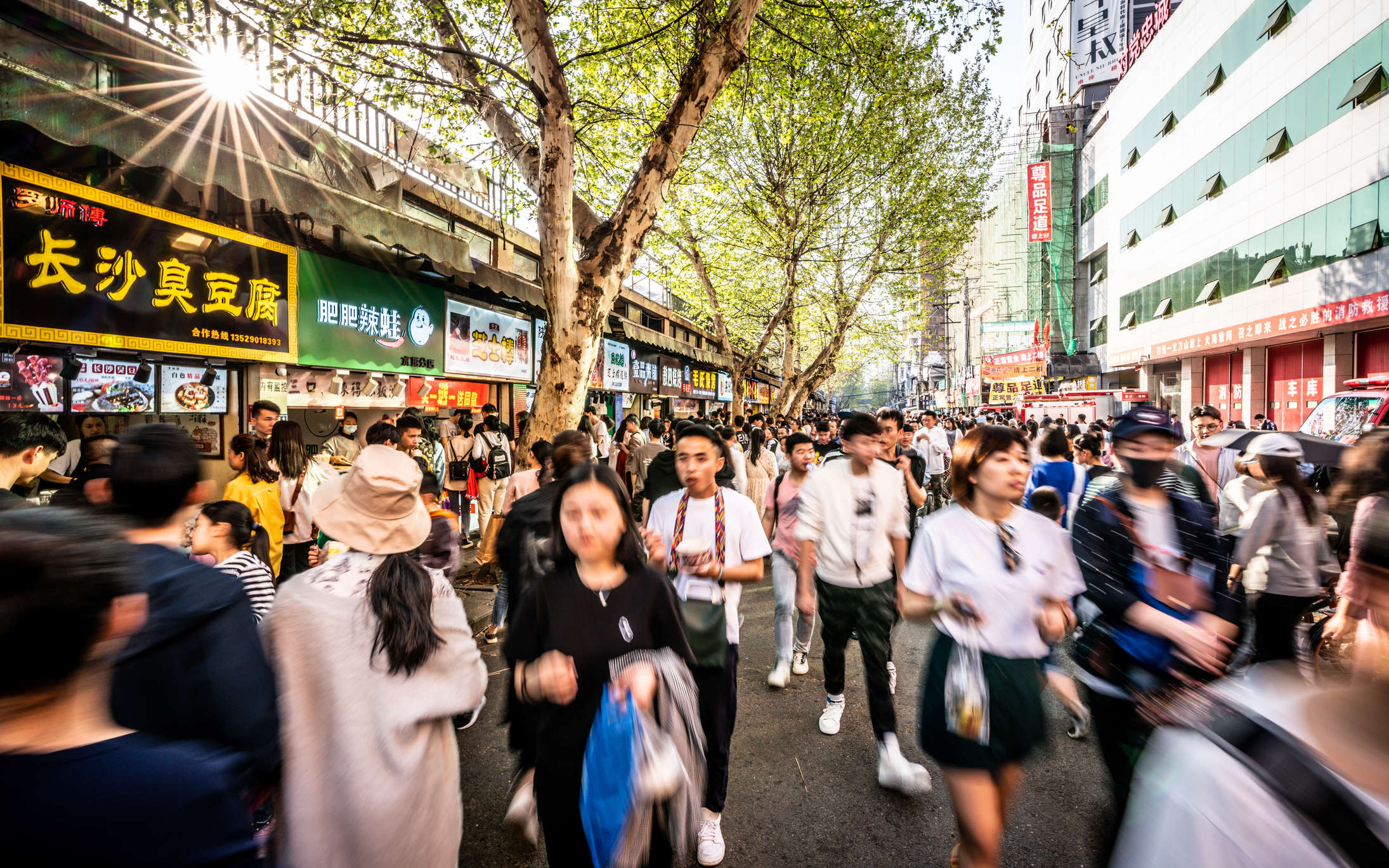 Wuhan sees hope as residents are allowed to travel
