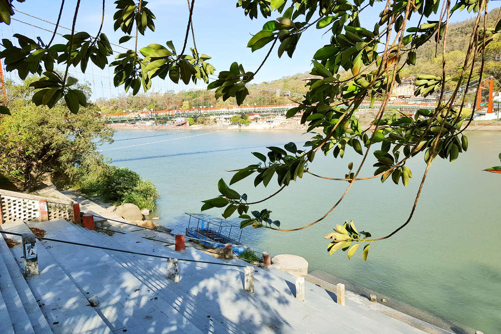 Ganga water turns cleaner during lockdown; fit for achaman in Haridwar, Rishikesh