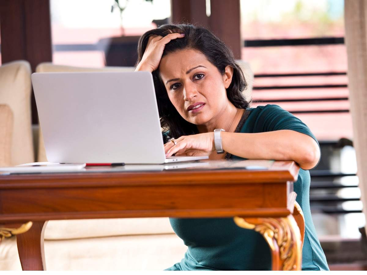Why 'work from home' is making you feel so tired - Times of India