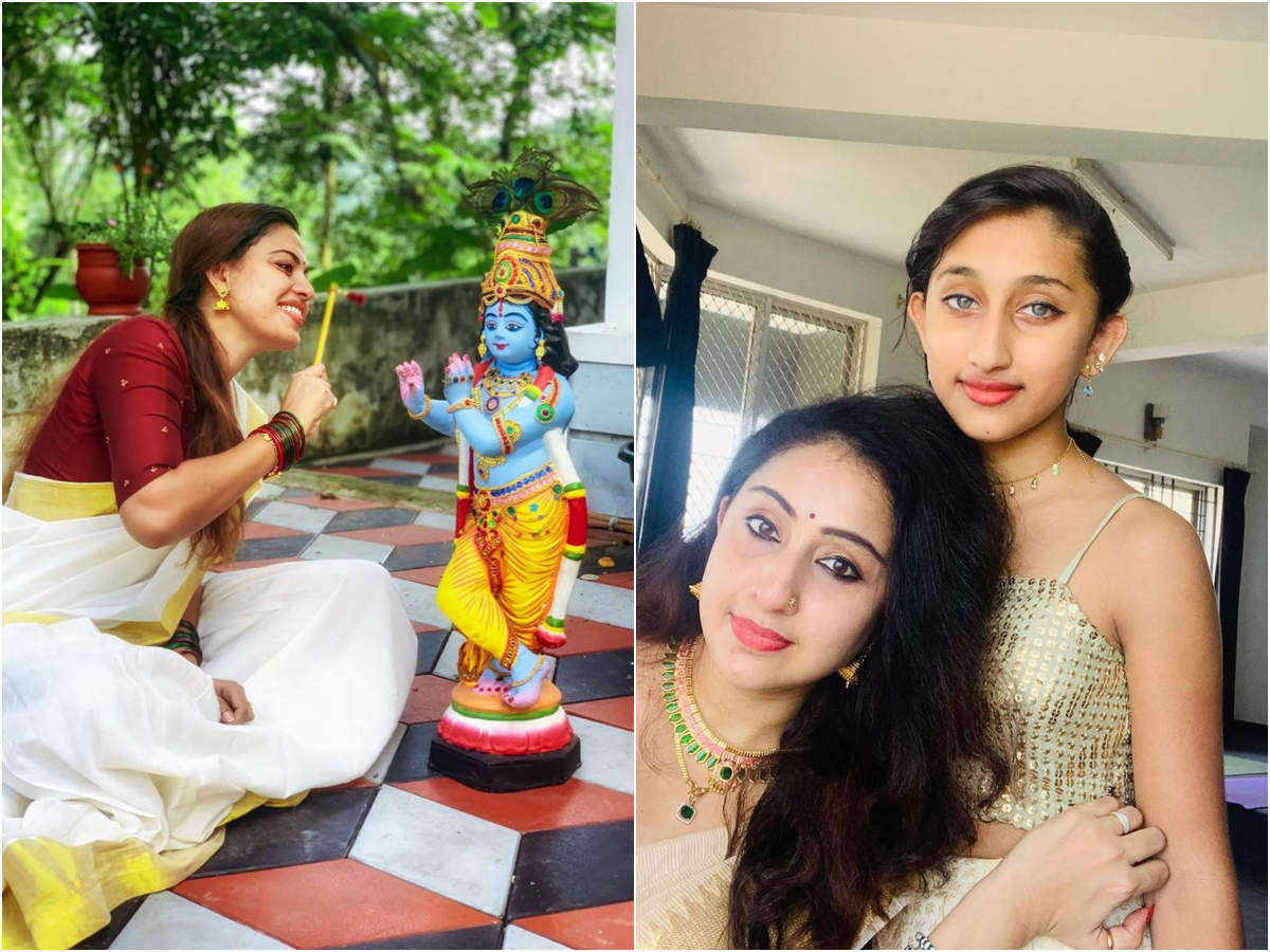 Photos Here S How M Town Ladies From Anusree To Nitya Das Celebrated Vishu Malayalam Movie News Times Of India Frmr chief people and legal officer @appnexus. anusree to nitya das celebrated vishu