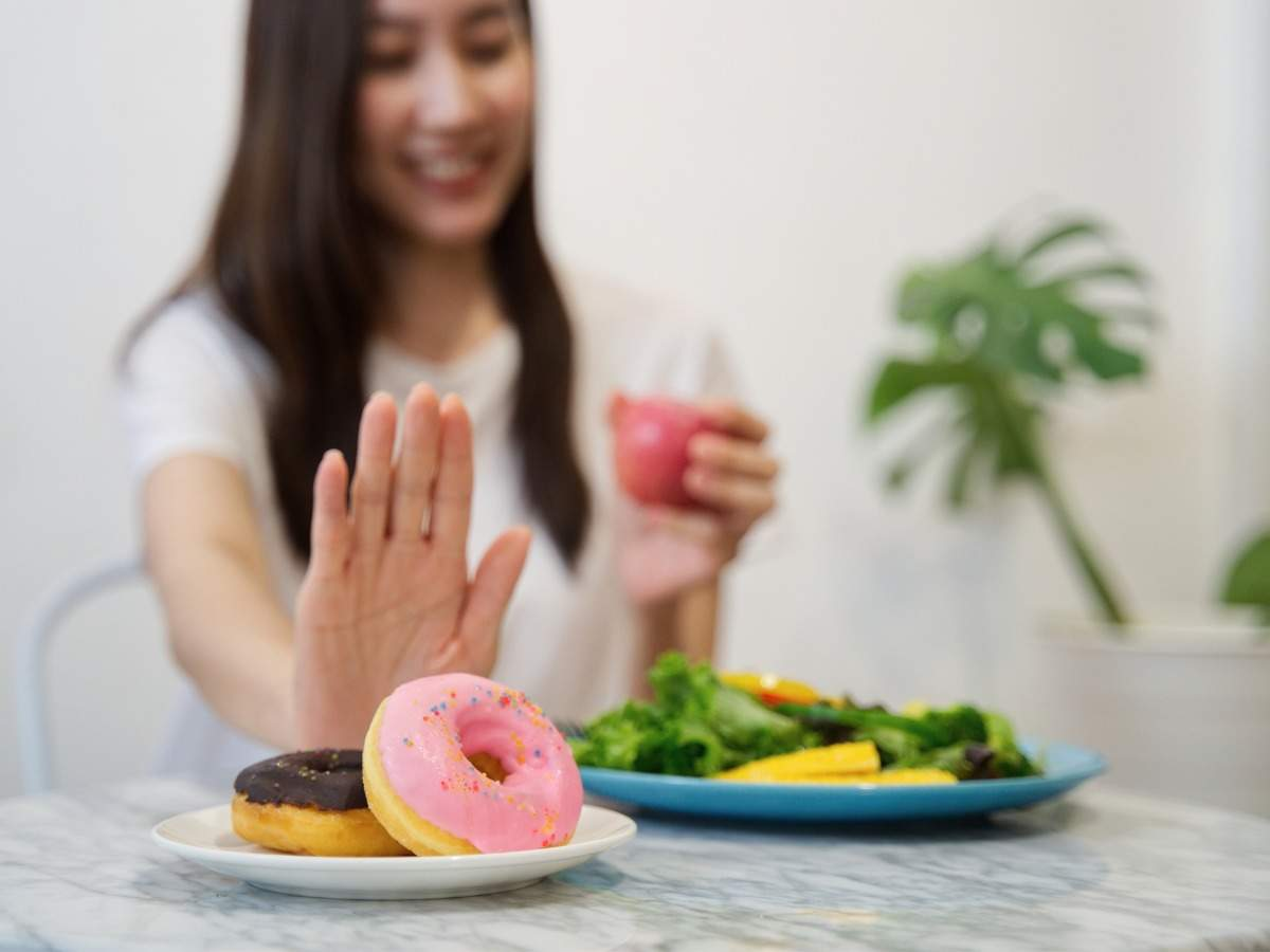 คุมอาหาร ไม่กินขยะ