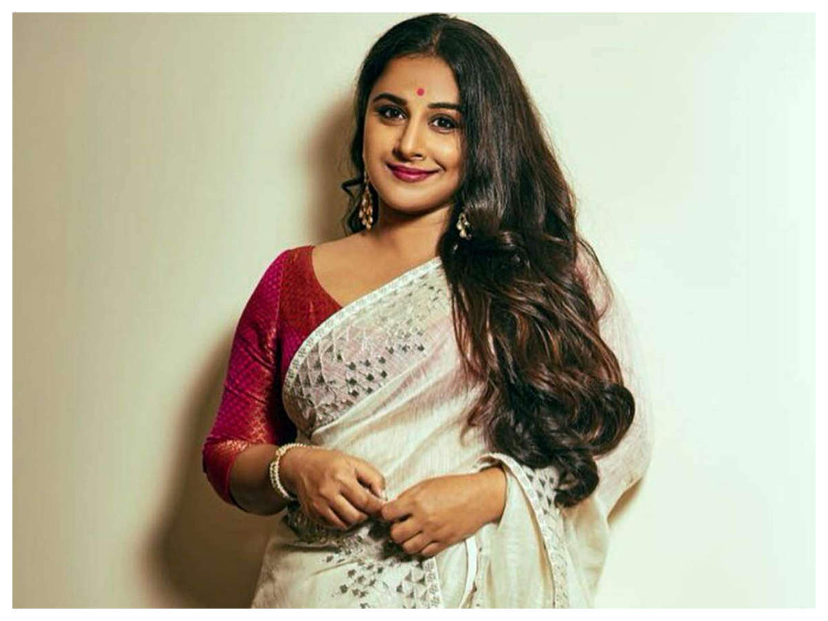 THIS is what Vidya Balan has to say about not featuring with A-list  superstars in her movies | Hindi Movie News - Times of India
