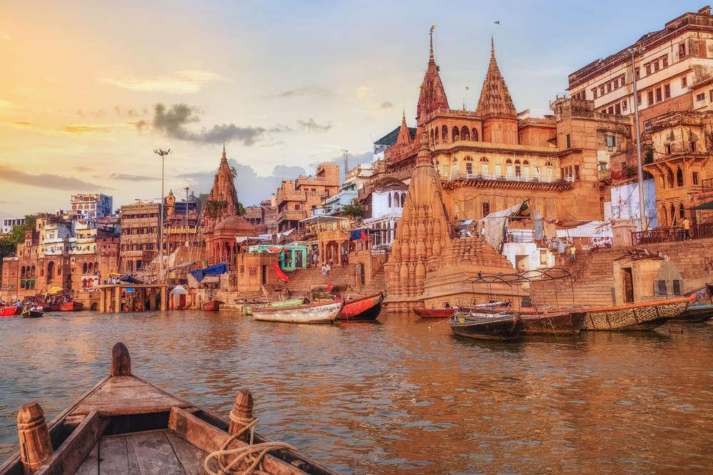 Voyage à Varanasi