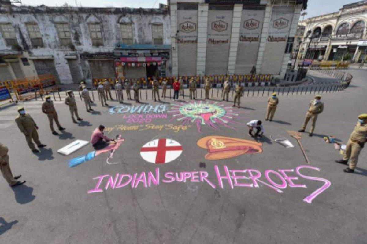 Uttar Pradesh Corona Update: Attacking corona warriors in Uttar ...