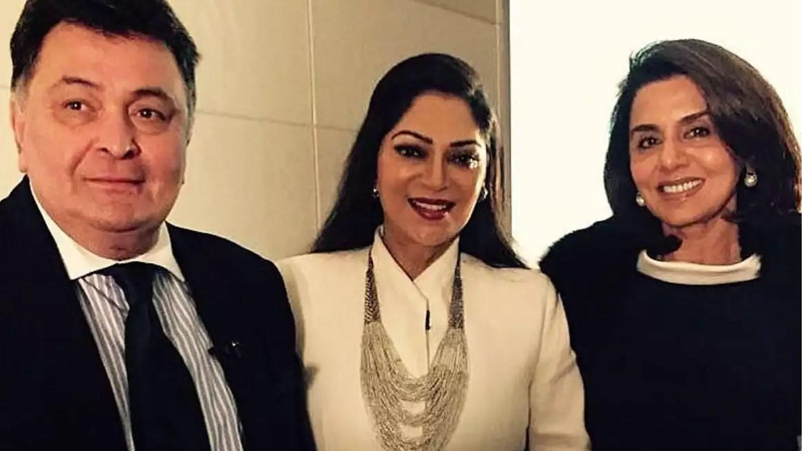 When Rishi Kapoor confessed that his 'Mera Naam Joker' co-star Simi Garewal  was his first love   Hindi Movie News - Bollywood - Times of India