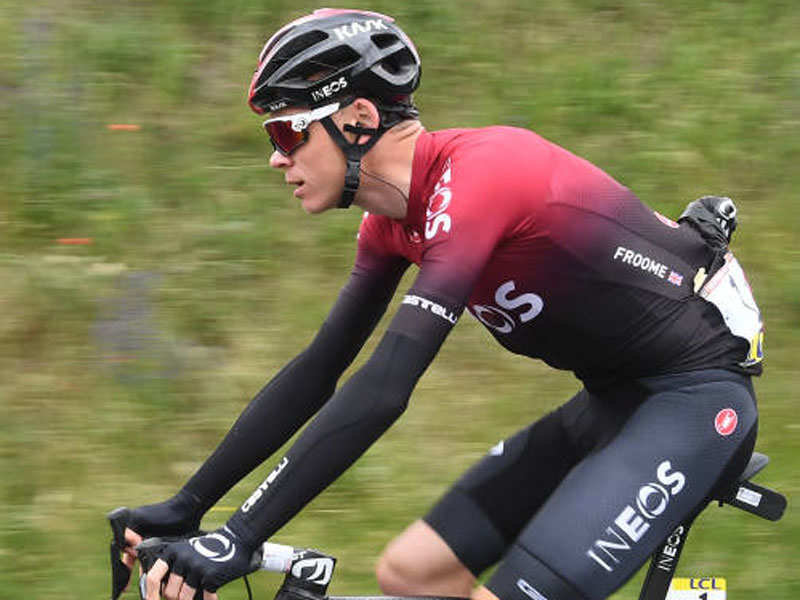 Froome Fears Tour De France May Struggle To Keep Fans Away More Sports News Times Of India