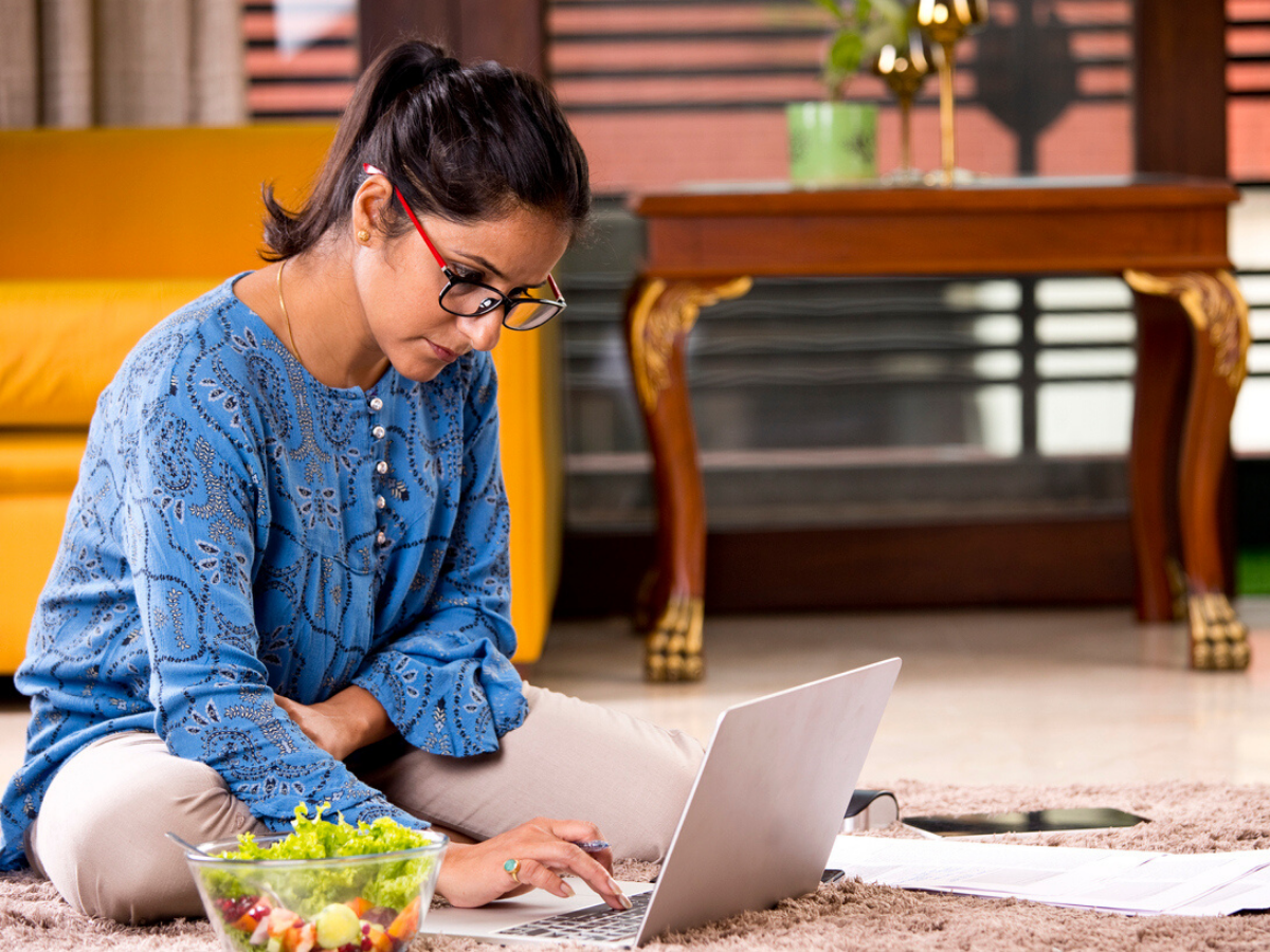 Work from home tips that people around the world swear by - Times of India