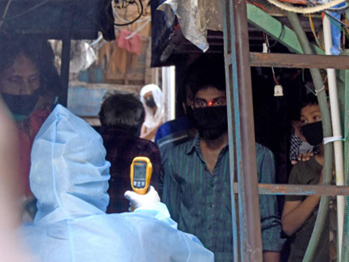 Mumbai Covid 19 Cases Cross 10 000 Mark Death Toll 412 Mumbai News Times Of India