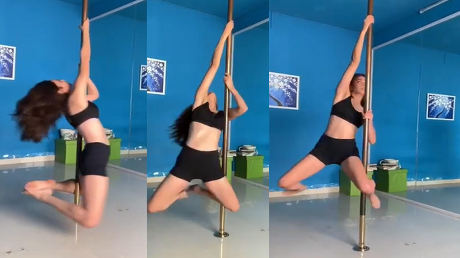 Throwback! Kriti Kharbanda shares her pole dancing video, regrets not able  to install a pole at home | Hindi Movie News - Bollywood - Times of India