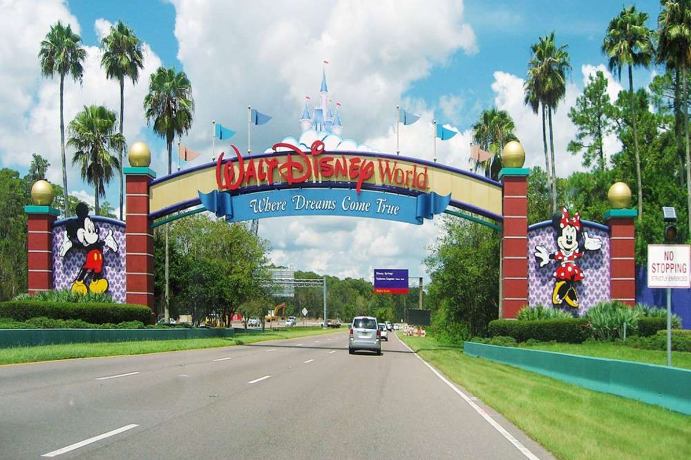 Disney World begins accepting hotel reservations for July