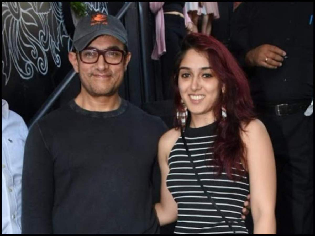 Aamir Khan's daughter Ira Khan pens an emotional note for Amos Paul, says 'legends don't die' | Hindi Movie News - Times of India