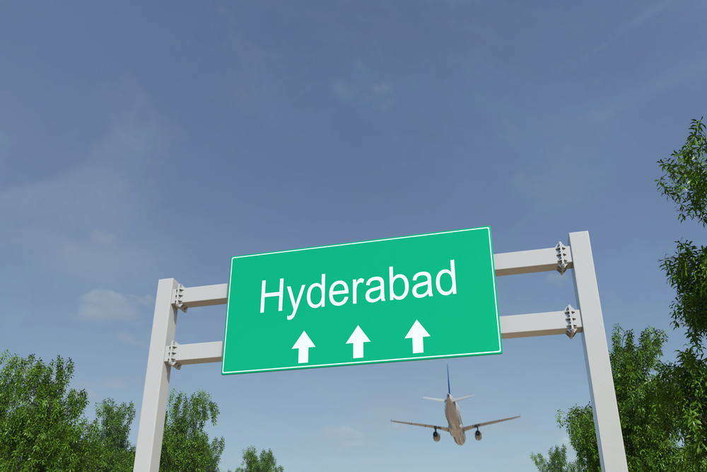 Hyderabad airport to have contactless terminal entry for passengers