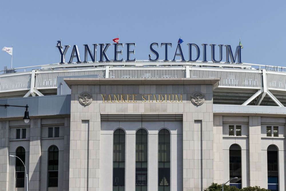 The iconic Yankee Stadium in New York will be transformed into a drive-in festival venue this summer