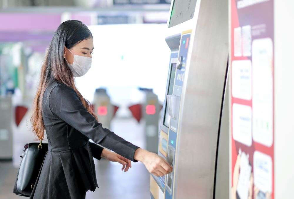 Las Vegas airport adds PPE vending machines with face masks, gloves, sanitizers