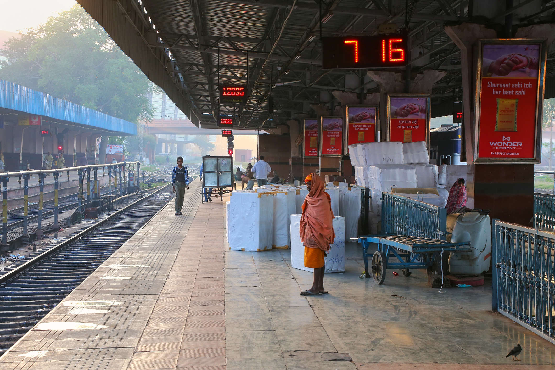 IRCTC: 200 non-ac passenger trains to run from June 1