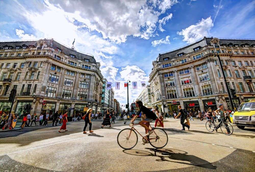 London to launch car-free zones; touted to become world's largest such zone in a capital